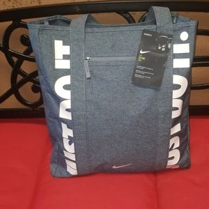 Nike just do it gym tote